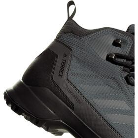 adidas TERREX Heron Schoenen Heren, grey five/carbon